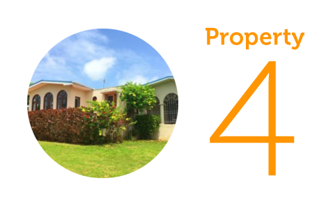Property 4: Three-bedroom villa in St. James
