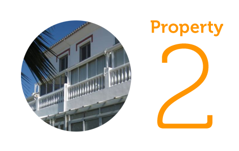 Property 2: Two-bedroom apartment