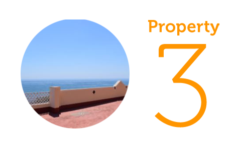 Property 3: Two-bedroom apartment in El Morche
