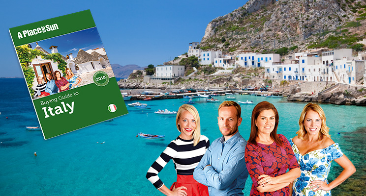 Download our Updated Italian Property Buying Guide