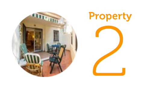 Property 2:  Two-bedroom apartment in Benalmadena