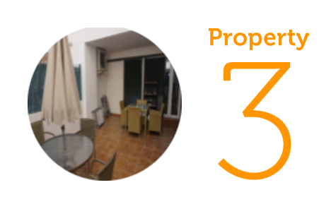 Property 3:  Two-bedroom apartment in Benalmadena