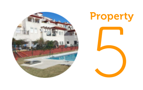 Property 5:  Two-bedroom apartment in Benalmadena