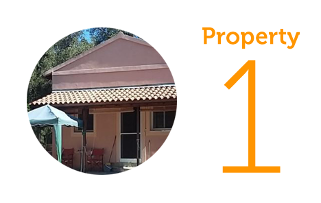 Property 1: Two-bedroom bungalow in Nymfes