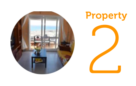 Property 2: One-bedroom apartment in Torrox