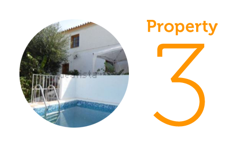Property 3: Four-bedroom house in North-Barrio del Pilar