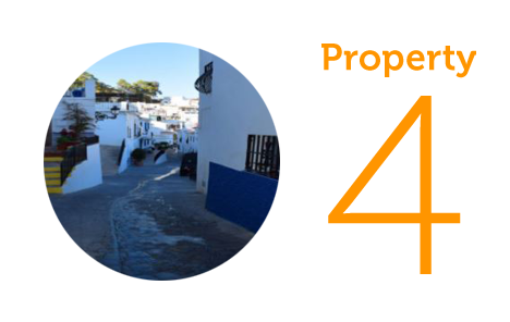 Property 4: Two-bedroom house in Torrox