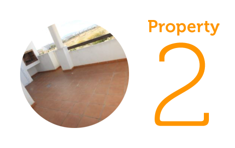 Property 2: Two-bedroom penthouse in Las Terrazas de la Torre