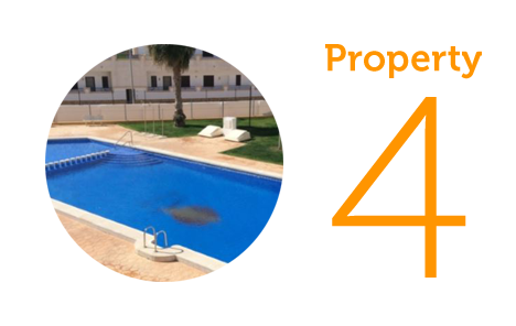 Property 4: Two-bedroom apartment in Murcia