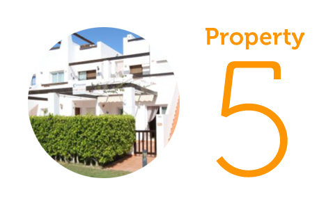 Property 5: Two-bedroom apartment in Naranjos