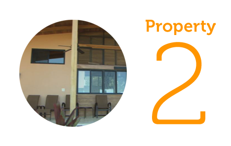 Property 2: Two-bedroom house