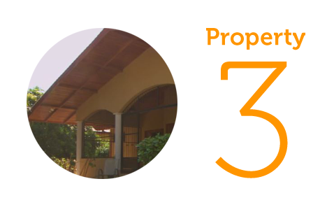 Property 3: Three-bedroom house