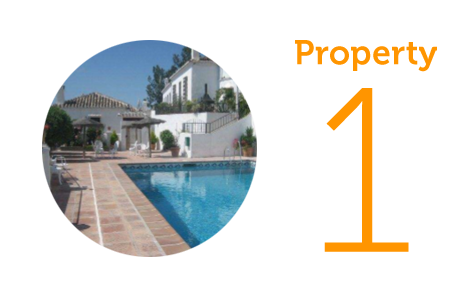 Property 1: Two-bedroom townhouse in Mijas
