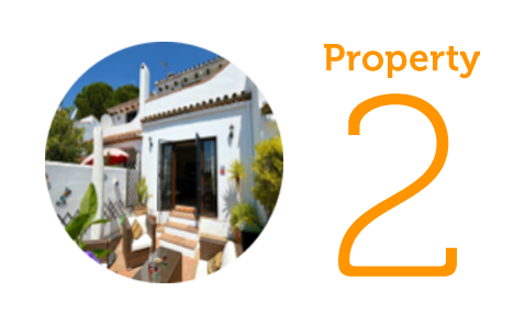 Property 2: Two-bedroom townhouse in Mijas