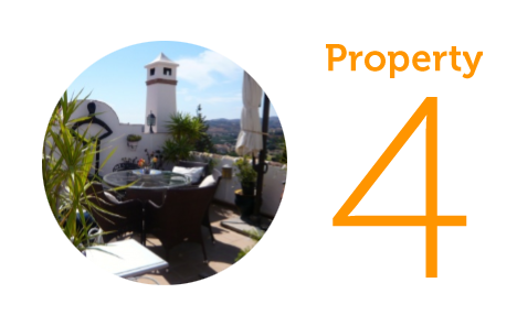 Property 4: Two-bedroom townhouse in Mijas