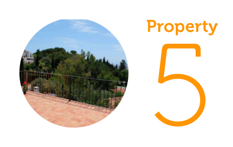 Property 5: Two-bedroom townhouse in Mijas