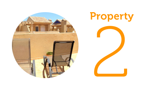 Property 2: Two-bedroom apartment in Los Girasoles
