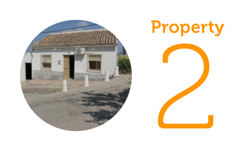 Property 2: Three-bedroom bungalow in Bobadilla