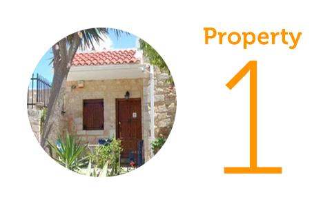 Property 1: One-bedroom house in Ano Hersonissos