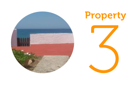 Property 3: Two-bedroom house