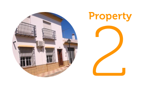 Property 2: Four-bedroom townhouse in Mollina