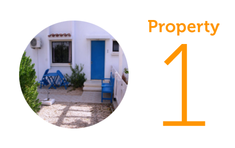 Property 1: One-bedroom apartment in Protaras