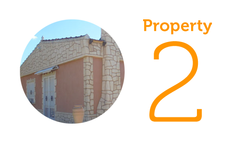 Property 2: Three-bedroom villa in Monovar