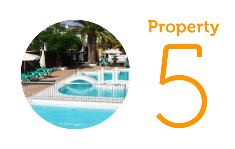 Property 5: One-bedroom apartment in Matagorda