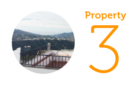 Property 3: One-bedroom townhouse in Competa