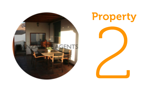 Property 2: Three-bedroom villa in Playa Blanca