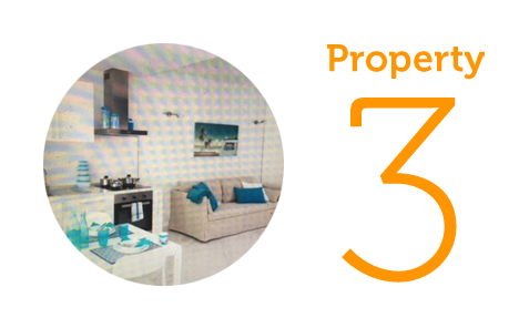 Property 3: Two-bedroom apartment in Adeje