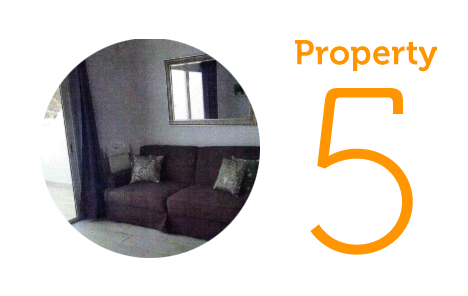 Property 5: One-bedroom apartment in San Eugenio Alto