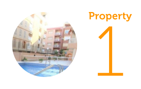 Property 1: Two-bedroom penthouse in Torrevieja