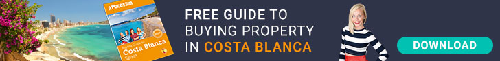 Free buying guide to Costa Blanca