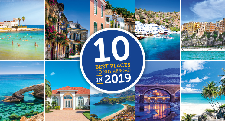 Top 10 Best Places to Buy a Property Abroad in 2019 - A