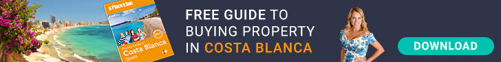 Free guide to buying a property on the Costa Blanca