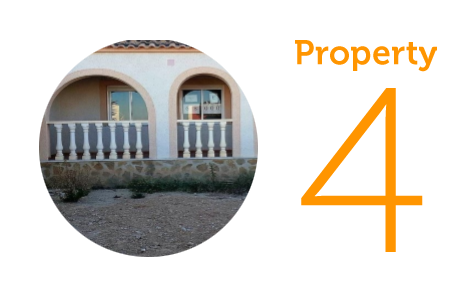Property 4: Two-bedroom bungalow in Balsicas