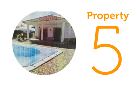 Property 5: Three-bedroom villa in Arboleas