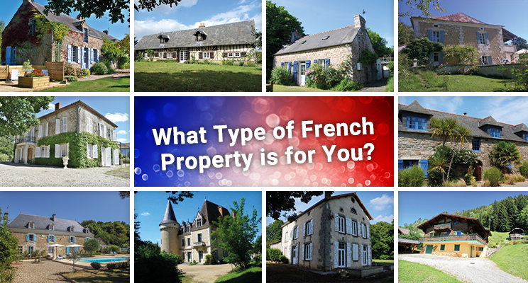 Which Type of French Property Suits You?