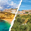 Property on the Algarve - Coast or Countryside?