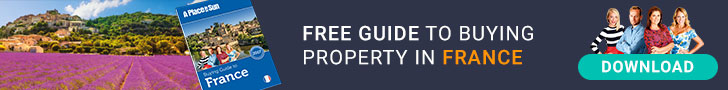 Free guide to buying French property