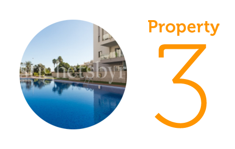 Property 3: Two-bedroom apartment in Torrevieja