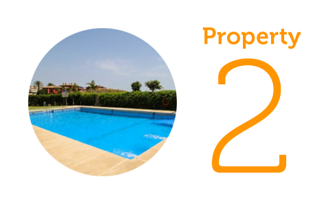 Property 2: Two-bedroom apartment in Valle del Este