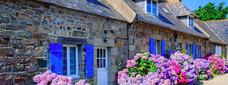 French holiday cottages