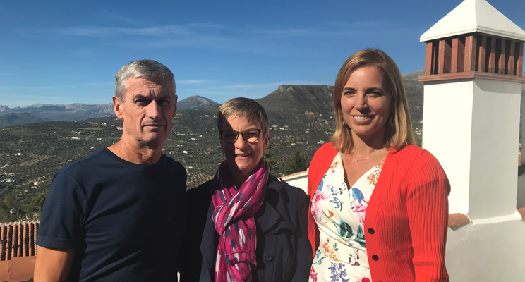 Inland Malaga, Spain - Episode 6 on Monday 20th May 2019 - A Place in the Sun