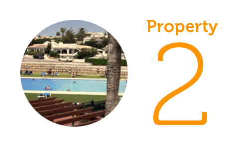 Property 2: Two-bedroom apartment in Mijas