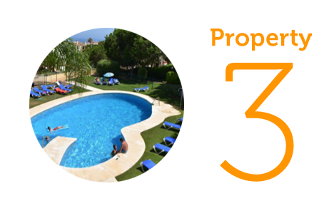 Property 3: Two-bedroom apartment in Riviera