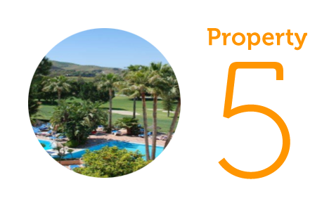 Property 5: Two-bedroom apartment in Mijas Golf
