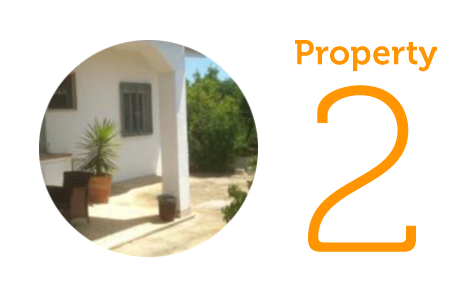 Property 2: Two-bedroom house in Francavilla Fontana