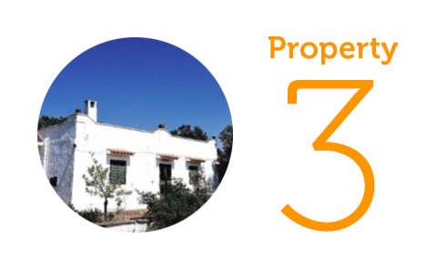 Property 3: Two-bedroom house in Ostuni
